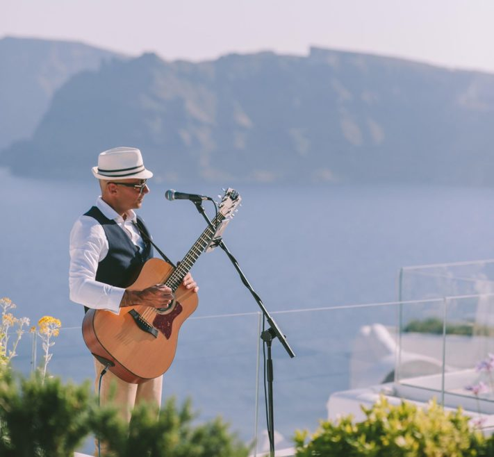 Wedding Singer Greece